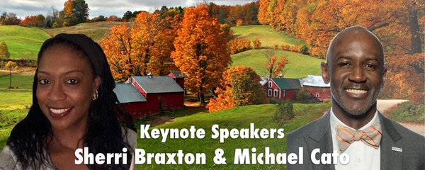 Keynote SpeakersL Sherri Braxton & Michael Cato