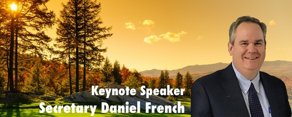 Keynote Speaker: Daniel French