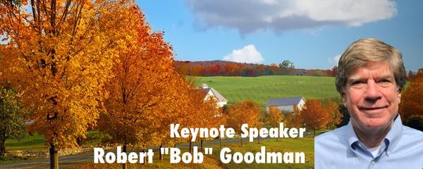 Keynote Speaker: Robert Goodman
