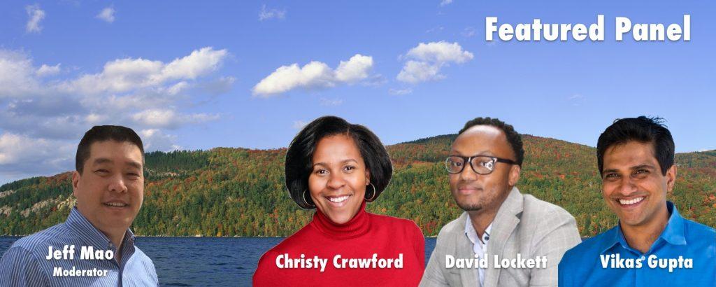 Featured Panel: Crawford, Gupta, Lockett