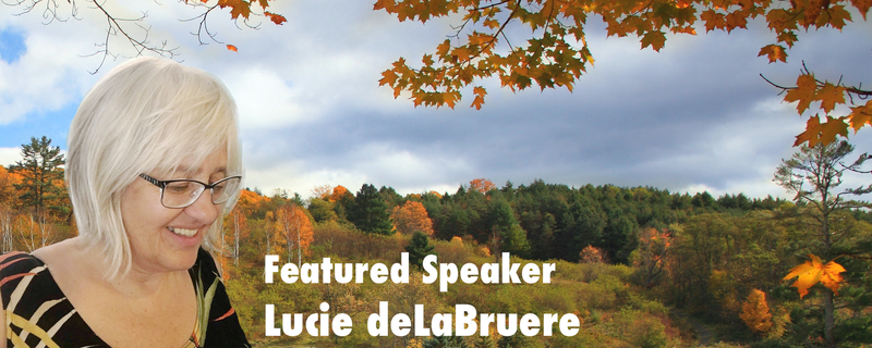 Featured Speaker Lucie deLaBruere
