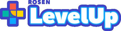 Rosen - Level Up Logo