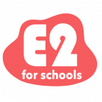E2 For Schools Logo