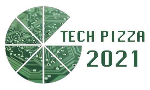 Tech Pizza Logo